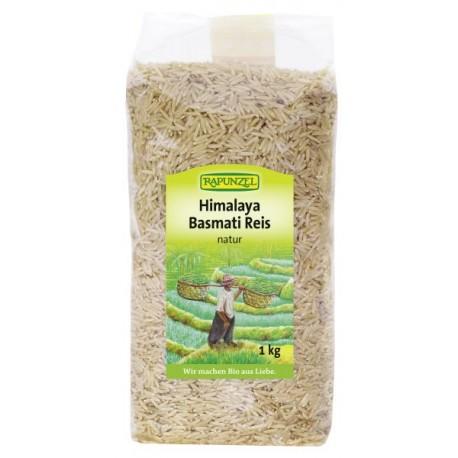 Riz Basmati complet Bio - 1kg - Rapunzel