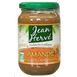 Confit d'amandes bio au suc de canne - 360g - Jean Hervé