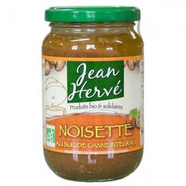 Confit de noisettes bio au suc de canne - 360g - Jean Hervé