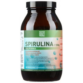 Spirulina California - 500 Tabletten à 500mg - NaturKraftWerke