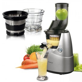 Kuvings Juicer B6000 grau + Smoothie & Ice Cream Set