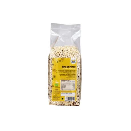 Braunhirse Pops Bio - 150g - Govinda