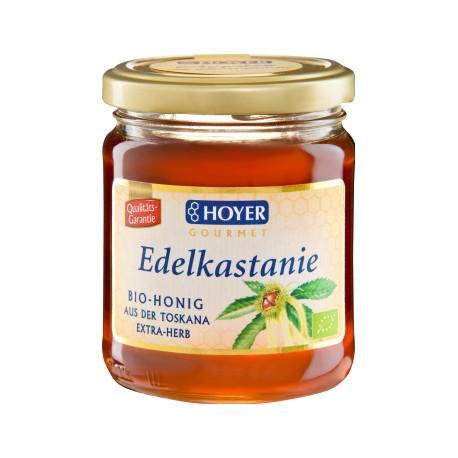 Bio Edelkastanienhonig (Toskana) - 500g - Hoyer