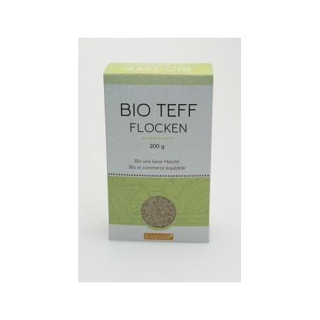 Teff Flocken Bio - 200g - Swipala