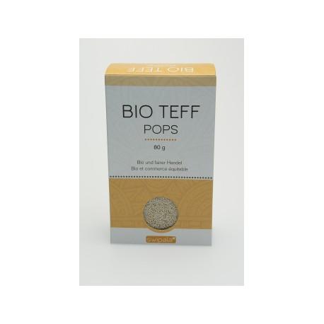 Teff Pops Bio - 80g - Swipala