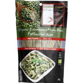 Bio Fettuccine Edamame & Mungo - 200g - Explore Asian